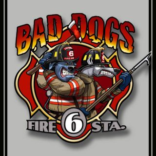 Bad Dog Fire Station 6